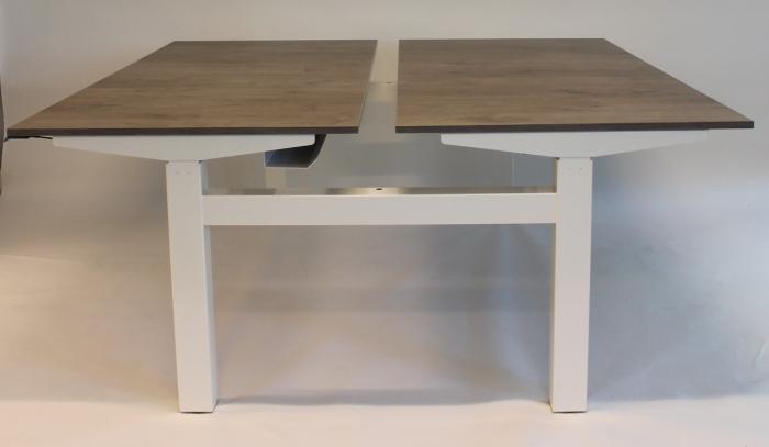 Bowerkt S3H duo werkplek elektrisch 180 x 80 cm