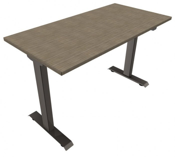 Febru active bureau 140 x 80 cm tafels bureaus for Bureau 140 cm