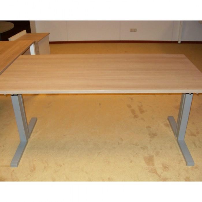 Bureautafel TriASS T- poot 160 x 80 cm