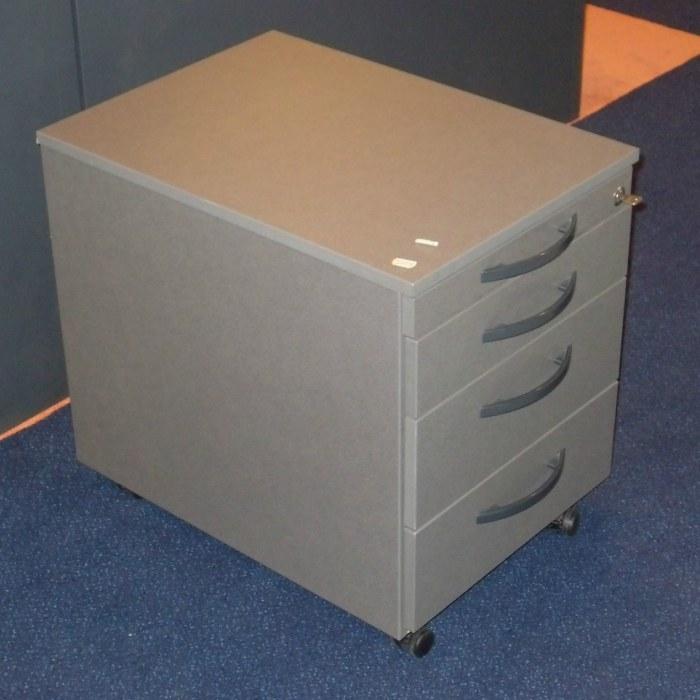 Assmann laden blok 4 outlet for Ladenblok op wieltjes