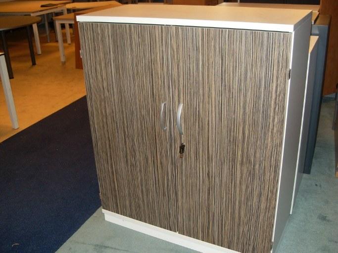 OKA draaideurkast 120,3x100x45 cm