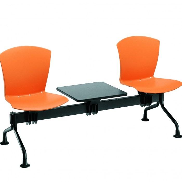 Sesta wachtbank Carina 2 zits met tafeltje