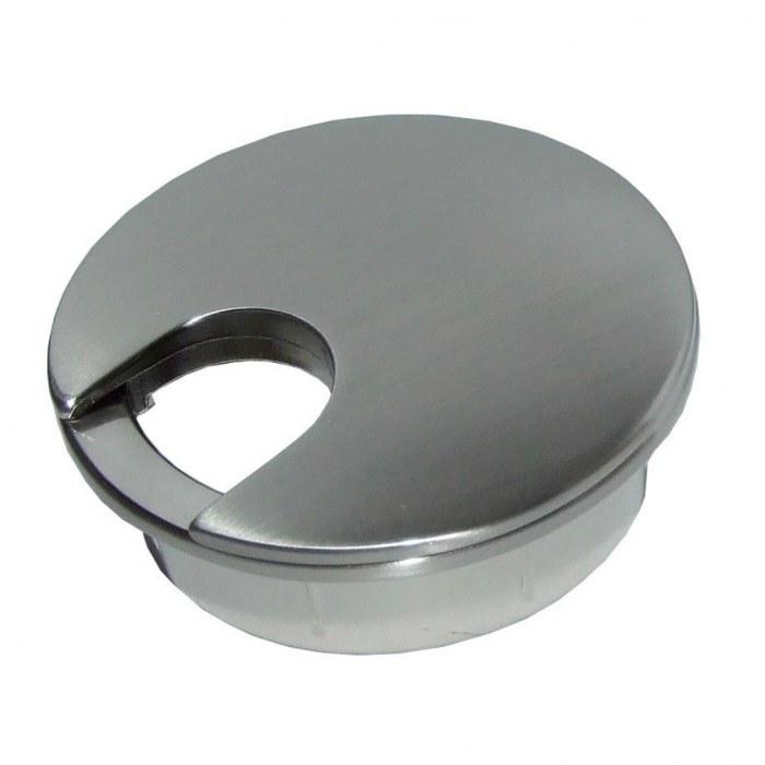 Kabeldoorvoer metaal 2 delig Ø 47mm