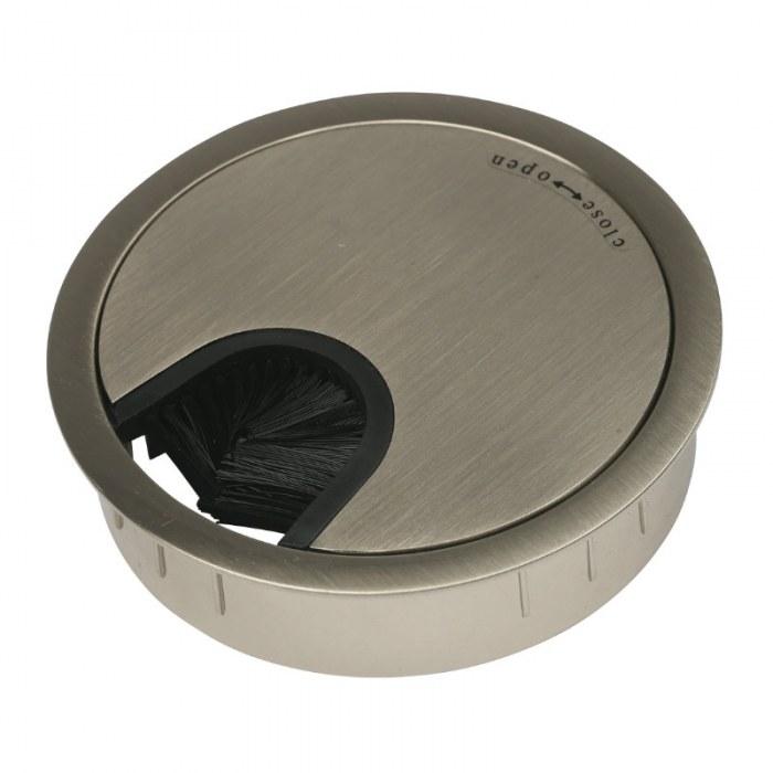 Kabeldoorvoer metaal Ø 80 mm rvs optisch