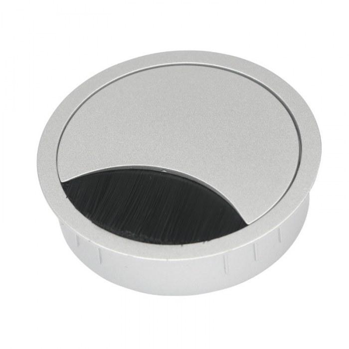 Kabeldoorvoer metaal Ø 60 mm alu