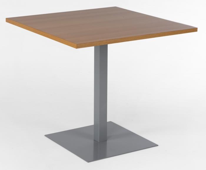 NPO Vergadertafel 80 x 80 cm