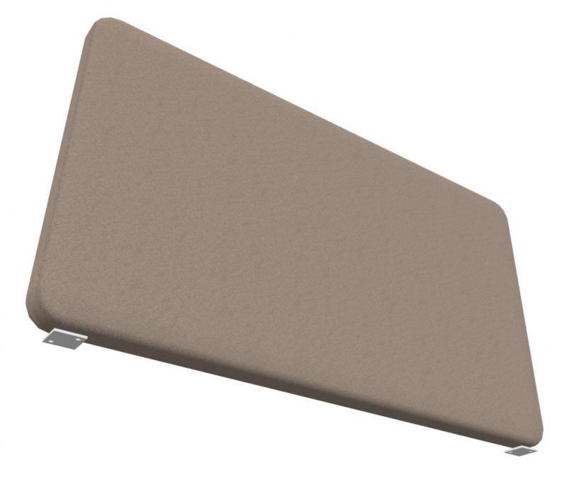 Götessons A30 opzetwand akoestisch 800 x 450 mm