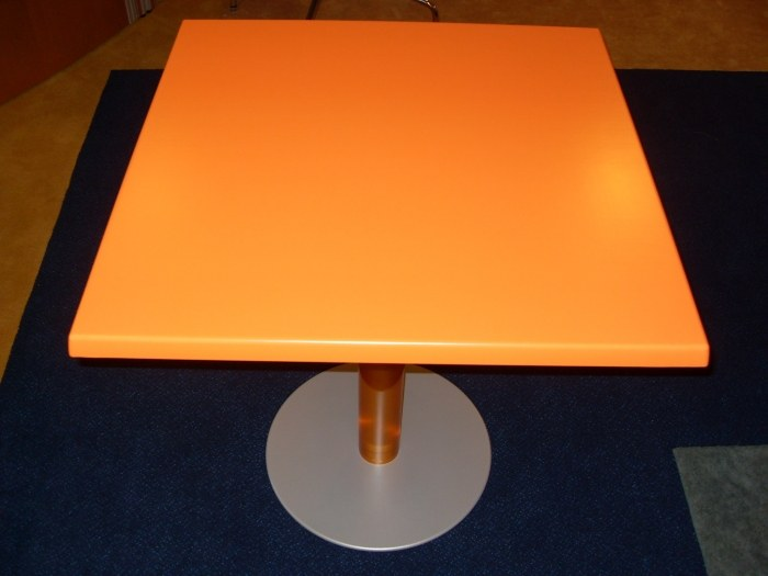 Paul Q green Oranje tafel