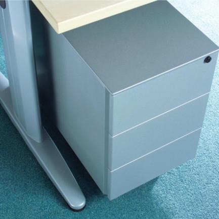 Metrix Stalen rolcontainer 3 laden