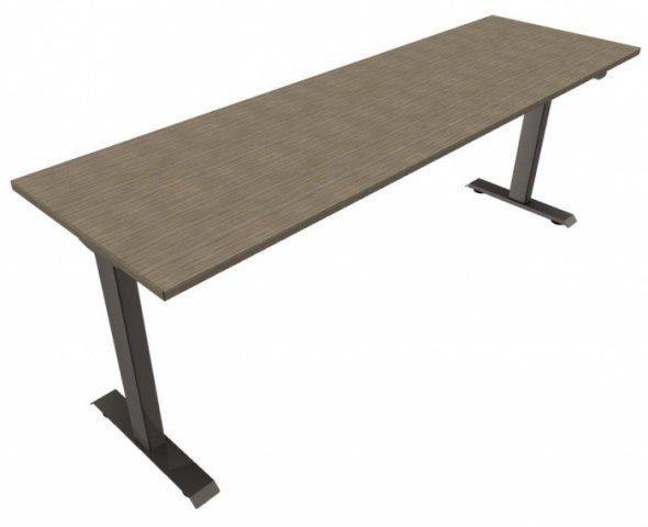 Febru active bureau 200 x 80 cm tafels bureaus for Bureau 200 cm
