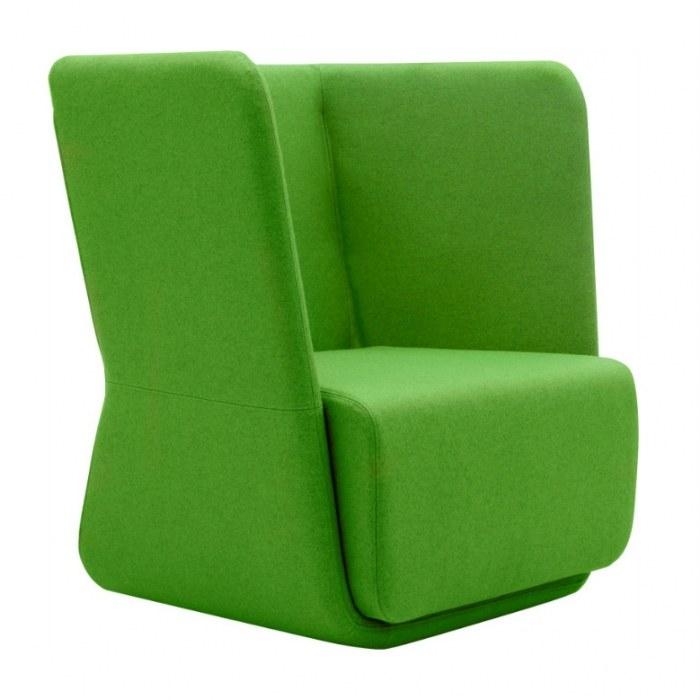 Softline Loungestoel Basket Chair lage rug  2-578 1