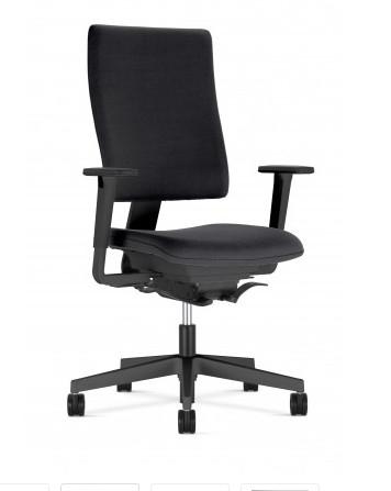 Nowy Styl 4ME bureaustoel zwart onderstel  4ME-BL-ESP 1