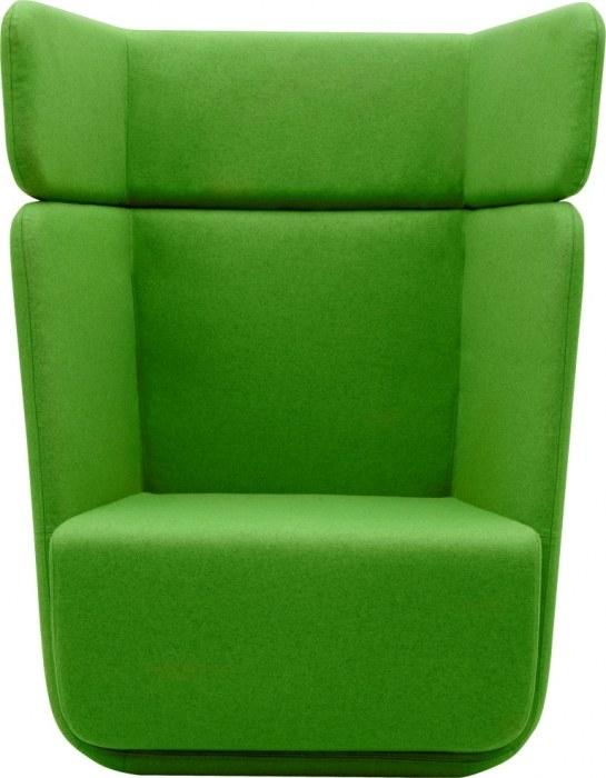 Softline Loungestoel Basket Chair hoge rug  2-579 3