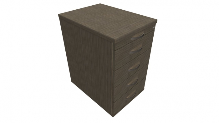 febru hoog ladeblok 43 x 60 x 70 cm hoge ladenblokken