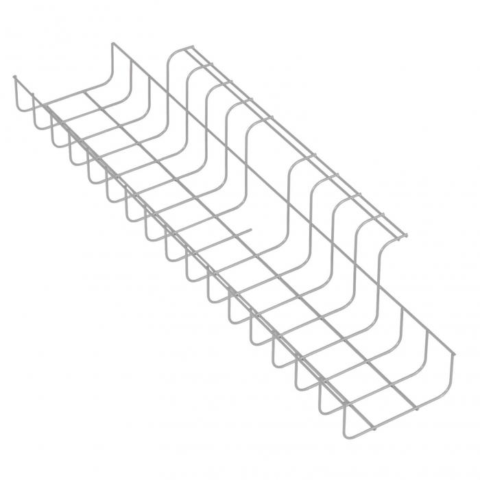 Kabelgoot Trad 490 mm wit  470700.490000000.001 1