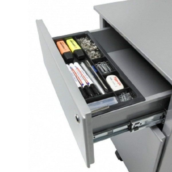 Orange Office rolcontainer 2 laden  OO NL02 3