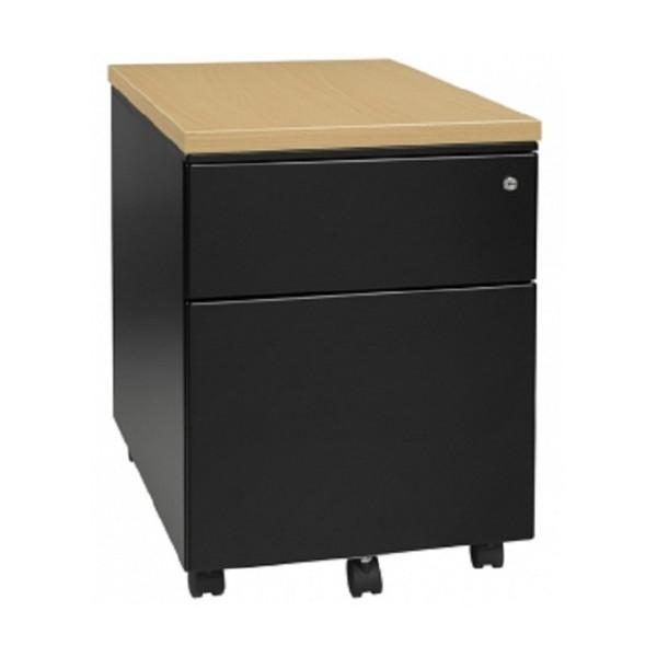 Orange Office rolcontainer 2 laden  OO NL02 1