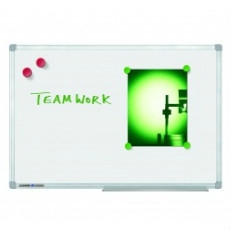 Economy Whiteboard 45x60 cm  7-102835 1