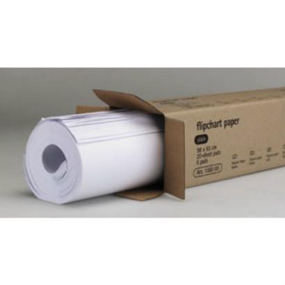 Flipoverpapier geruit, 20 vel 5 per doos  7-156500 1