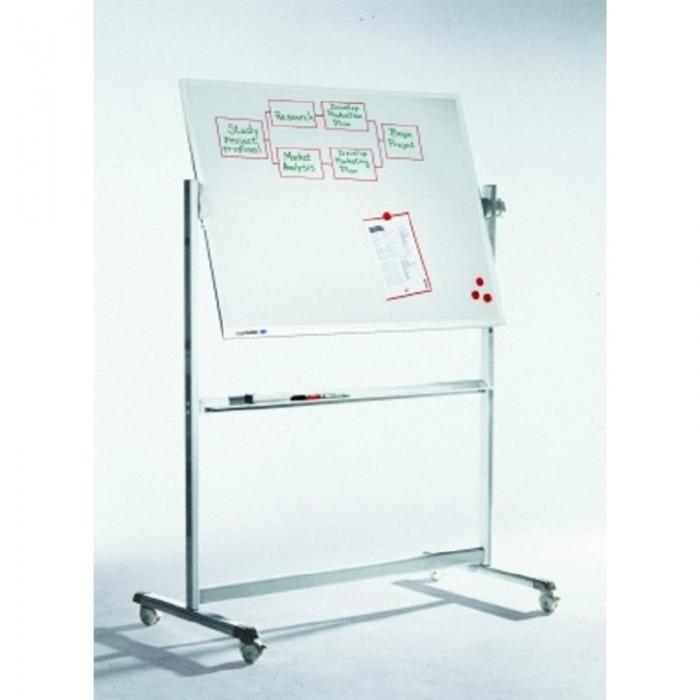 Professional kantelbaar whiteboard 90x120 cm  7-100454 1