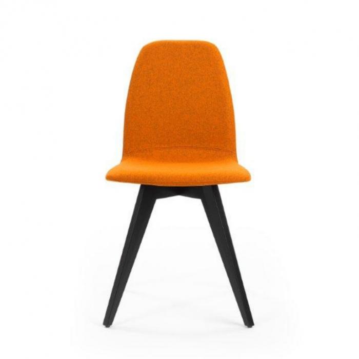 Moods vierpootsstoel Mood-11 zonder armleggers  Mood 11 PB01 UNI 2