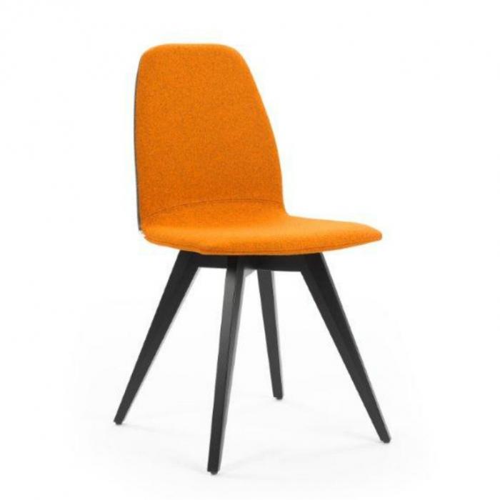 Moods vierpootsstoel Mood-11 zonder armleggers  Mood 11 PB01 UNI 1