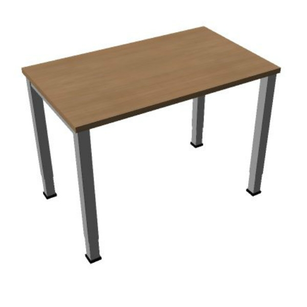 OKA Simply bureautafel  100x60 cm  DL8 TV0005 4