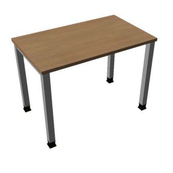 oka simply bureautafel 100x60 cm bureaus 60 cm diep. Black Bedroom Furniture Sets. Home Design Ideas