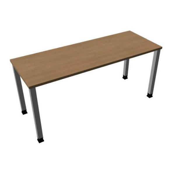 Oka simply bureautafel 160x60 cm bureaus 60 cm diep for Bureau 70 cm diep