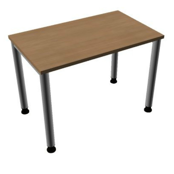 OKA Simply bureautafel  100x60 cm  DL8 TV0005 1