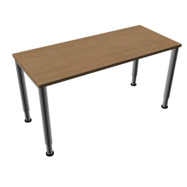 OKA Simply bureautafel 140x60 cm  DL8 TV0013 4