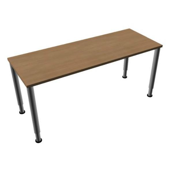 oka simply bureautafel 160x60 cm bureaus 60 cm diep. Black Bedroom Furniture Sets. Home Design Ideas