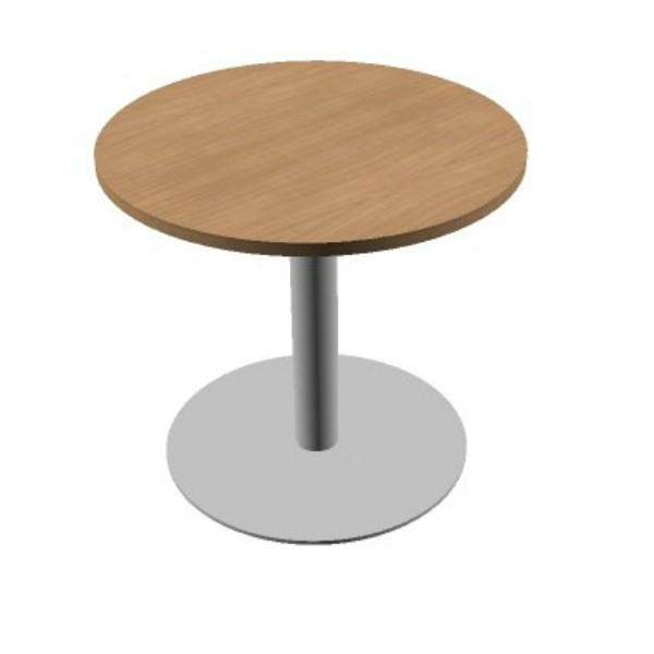 OKA vergadertafel DL6 rond 80 cm  DL6 TG9902 1