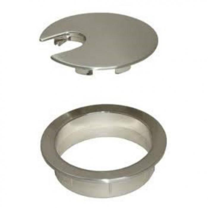Kabeldoorvoer metaal 2 delig Ø 47mm  423023.056047000.096 2