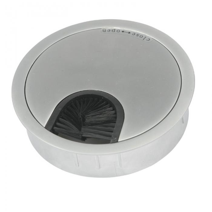 Kabeldoorvoer metaal Ø 80 mm aluminium  423007.088000022.906 1