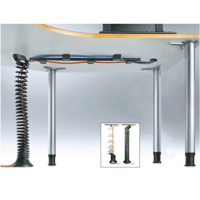 Kabelspiraal kunststof max. 1300 mm lang  423103.000000000 5