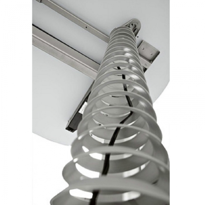 Kabelspiraal kunststof max. 1300 mm lang  423103.000000000 2
