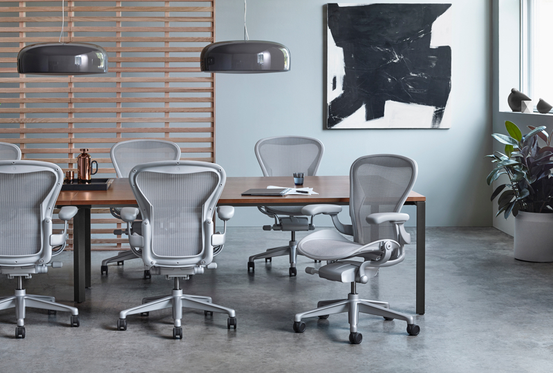 Mirra 2 Chairs, Meeting Room Application