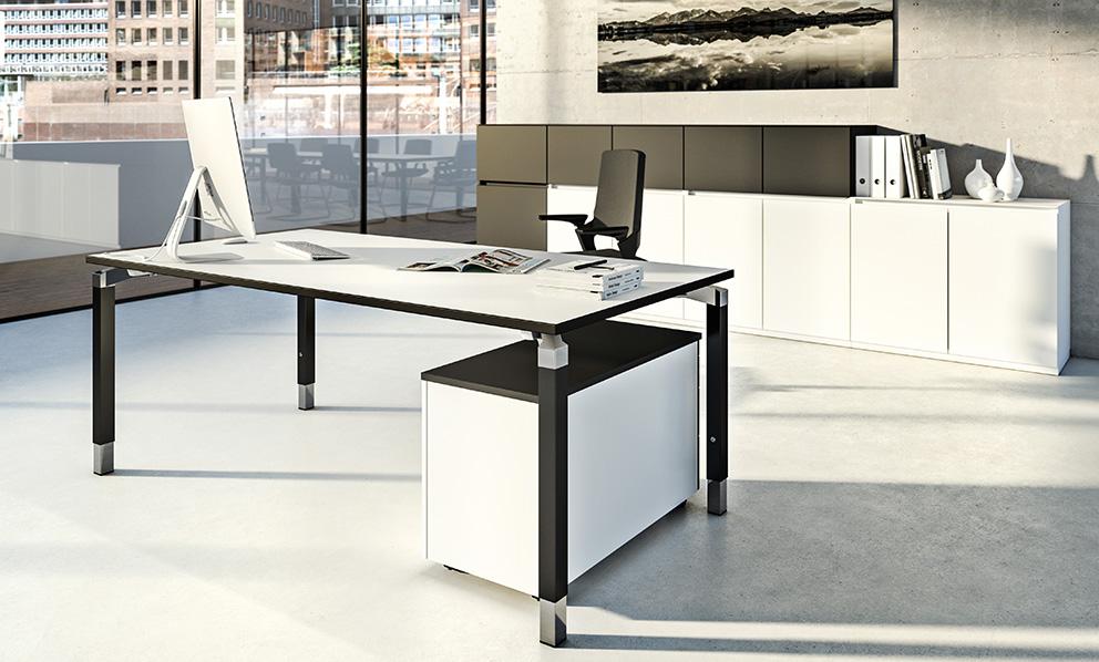 Assmann Antaro bureau 160 x 80 cm  STA1608 2