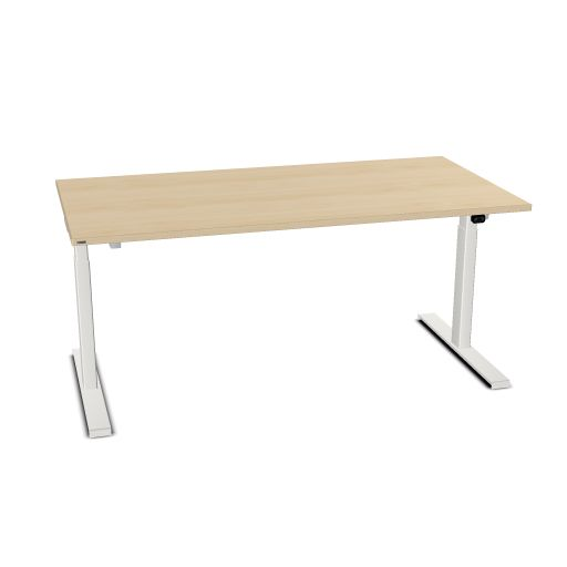 Assmann Sympas zit-sta bureau 160 x 80 cm  STSA1608 1