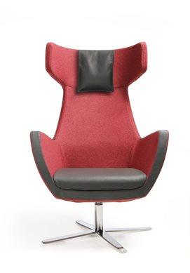 Bejot UMM UM 103 loungestoel met hoofdsteun  UM103 2
