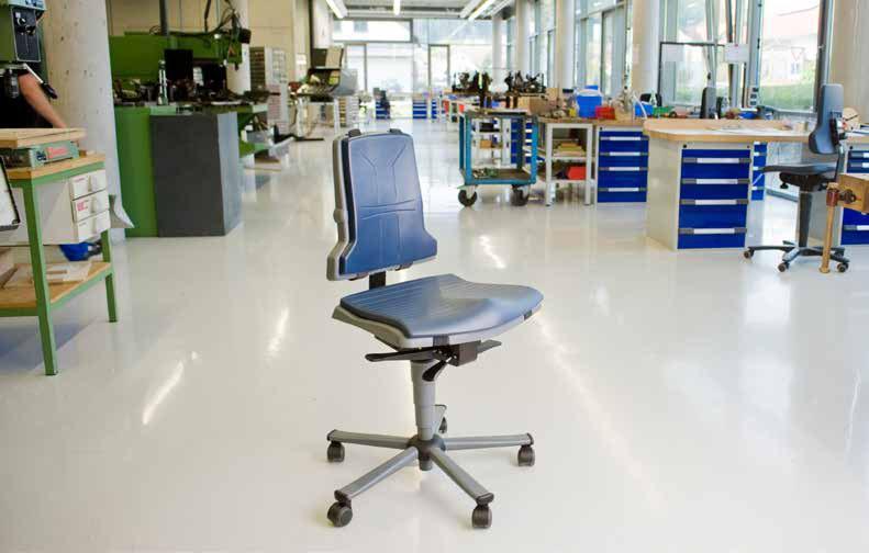 Bimos Sintec 9813E ESD stoel  9813E 2