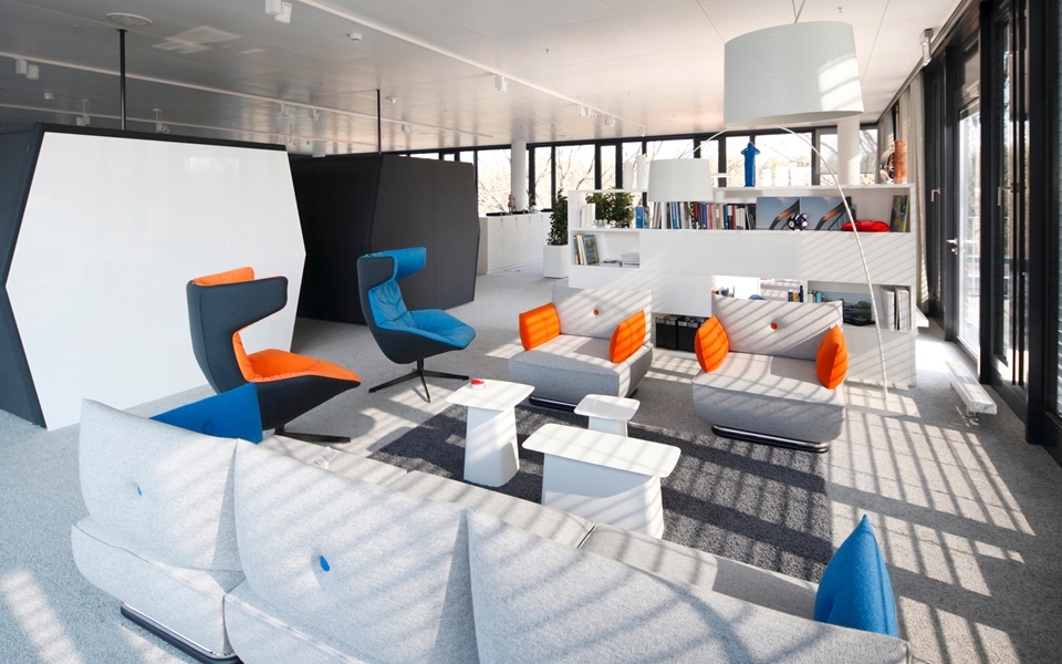 Bla Station Dunder S601 loungestoel  BSS601 2