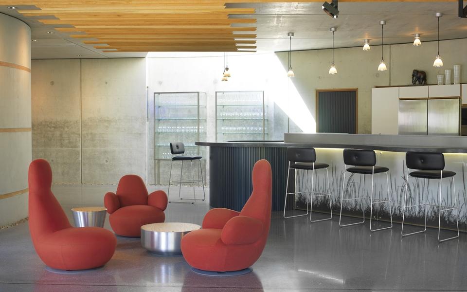 Bla Station Oppo O50 loungestoel  BSO50 3