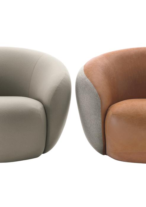 Sesta Botero loungestoel  BT-001 3