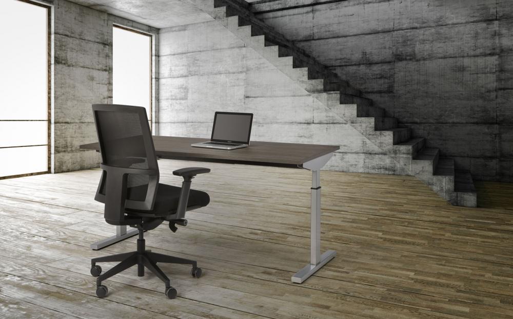 Orange Office bureau Quick 120 x 80 cm   OOQ128 2