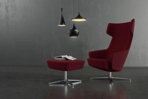 Brunner artemo loungestoel  9932/A 1