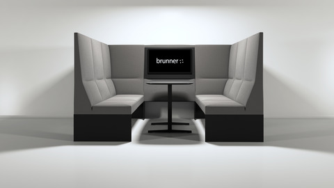 Brunner Cabin loungesysteem  BC-2100 1