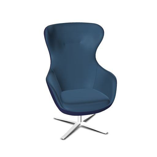 Febru Cosy loungestoel  206051 1