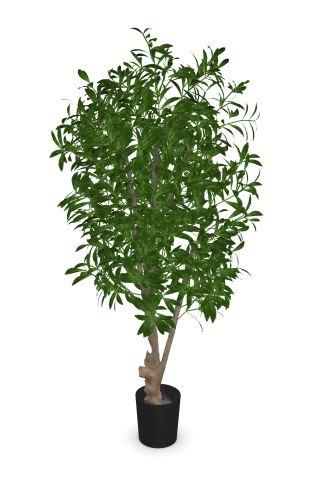 Febru Olijfboom kunstplant 150 cm   591154 1